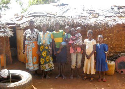 Familie Hamisi Nyanje