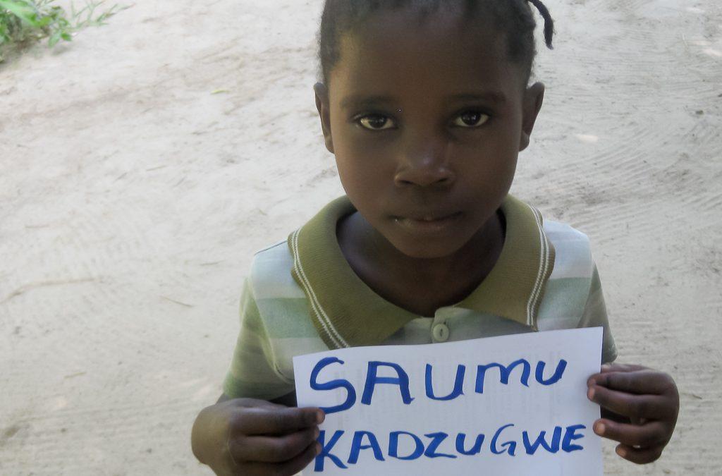 Saumu Kadzugwe sucht eine Patenschaft