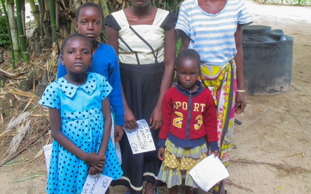 ALPHONCE MASUMBUKO FAMILY  | 123-127/17
